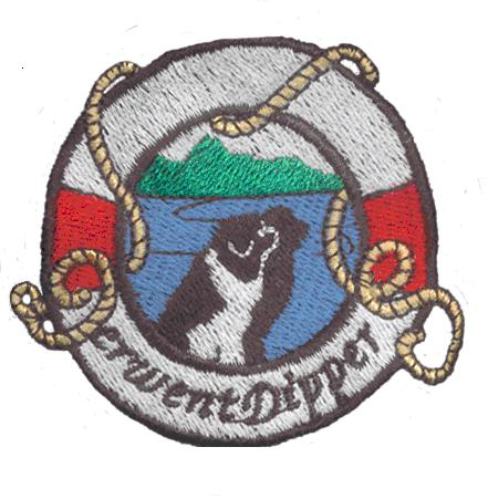 Logo of Derwent Dippers working group